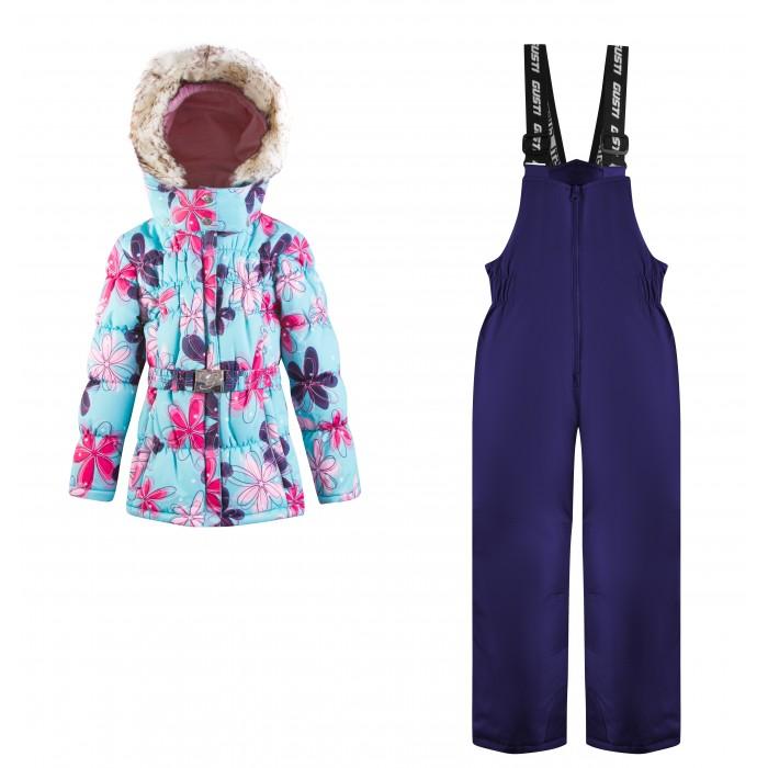 Картинка для Gusti Комплект для девочки (куртка, полукомбинезон) GWG 5589