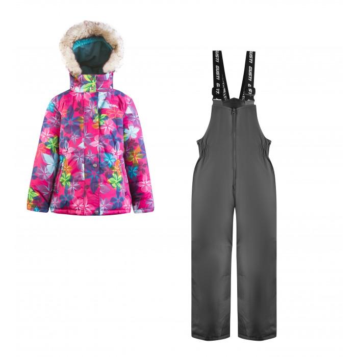 Картинка для Gusti Комплект для девочки (куртка, полукомбинезон) GWG 5590