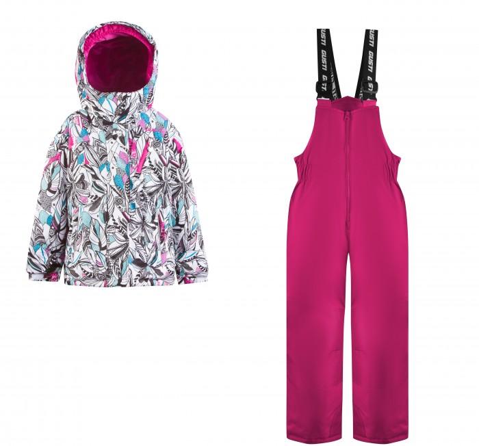 Gusti Комплект для девочки (куртка, полукомбинезон) GWG 6877