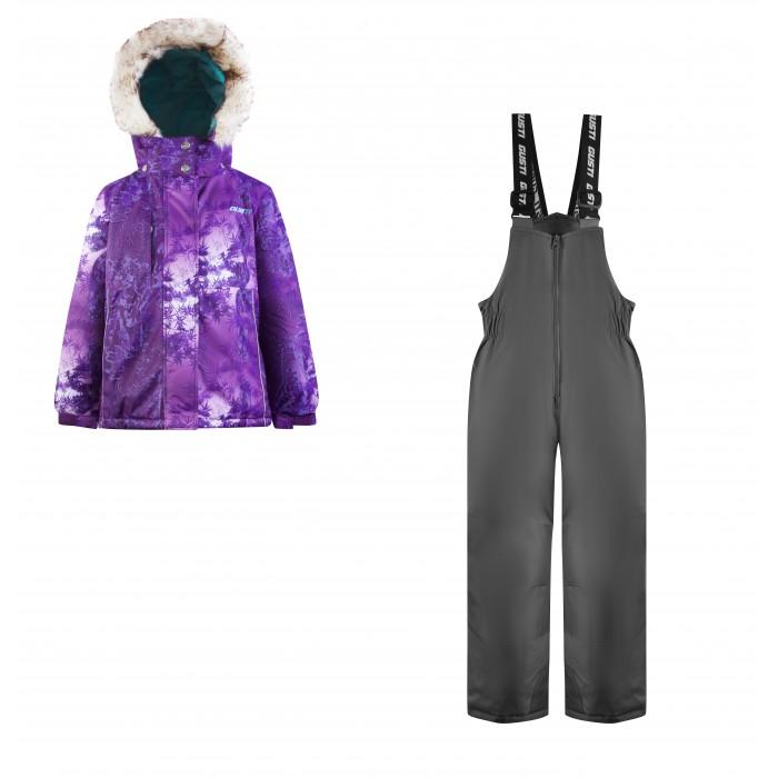 Gusti Комплект для девочки (куртка, полукомбинезон) GWG 6884