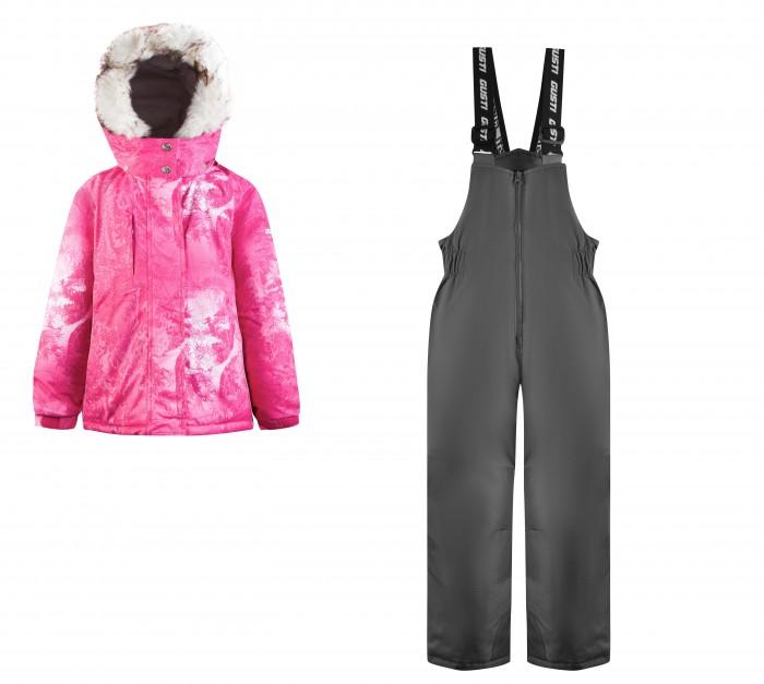 Картинка для Gusti Комплект для девочки (куртка, полукомбинезон) GWG 6884