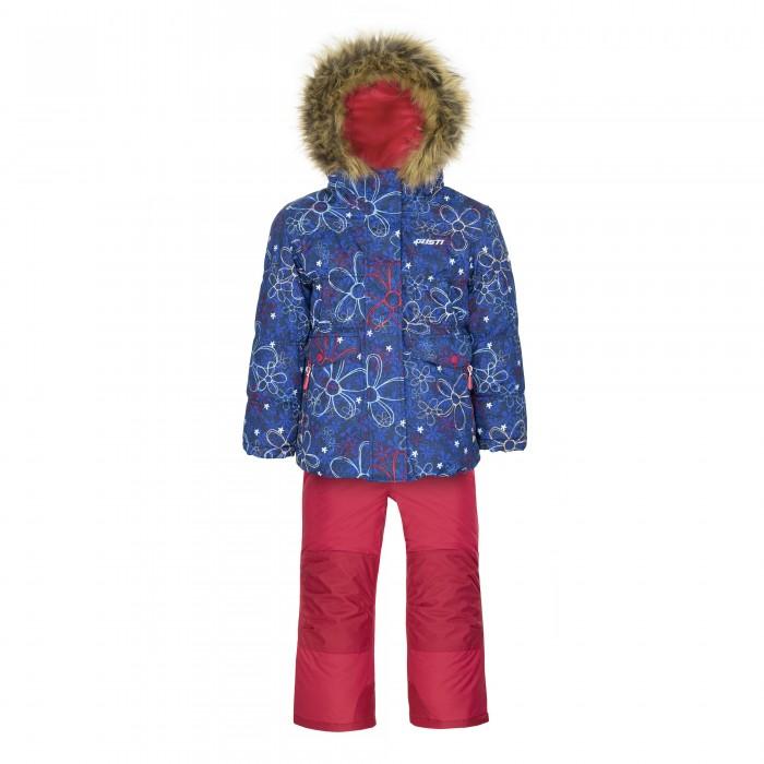 Gusti Комплект для девочки (куртка, полукомбинезон) GWG5666