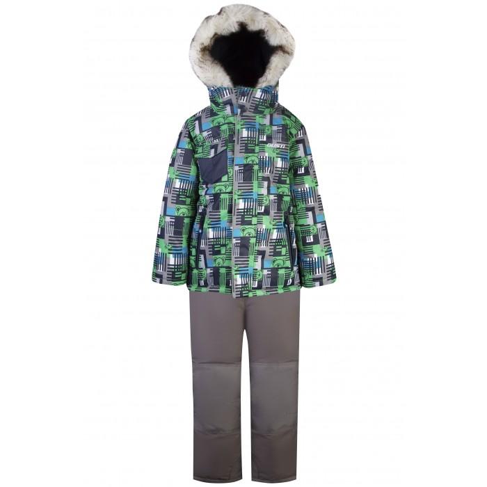 Gusti Комплект для мальчика (куртка, полукомбинезон) GWB 5407