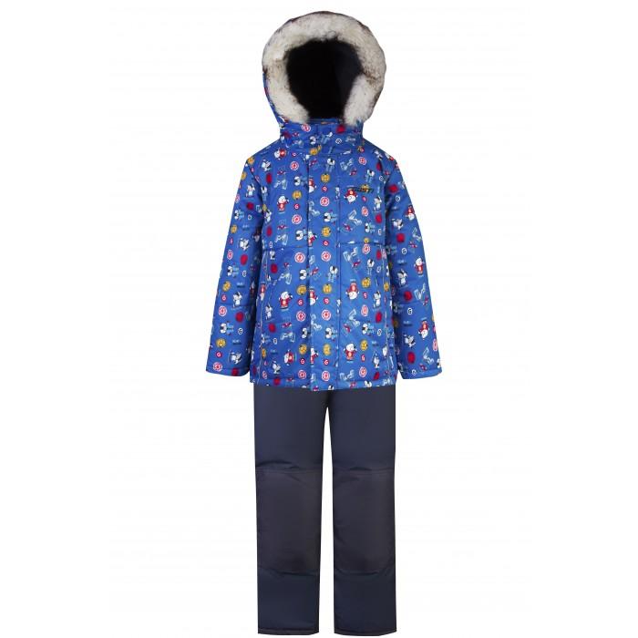 Купить Утеплённые комплекты, Gusti Комплект для мальчика (куртка, полукомбинезон) GWB 5408