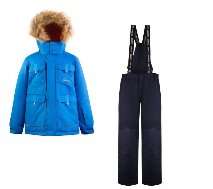 Gusti Комплект для мальчика (куртка, полукомбинезон) GWB 5439