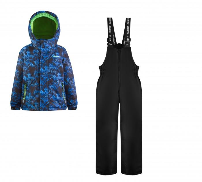 Gusti Комплект для мальчика (куртка, полукомбинезон) GWB 5616
