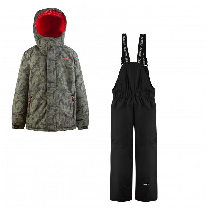 Купить Утеплённые комплекты, Gusti Комплект для мальчика (куртка, полукомбинезон) GWB 5619