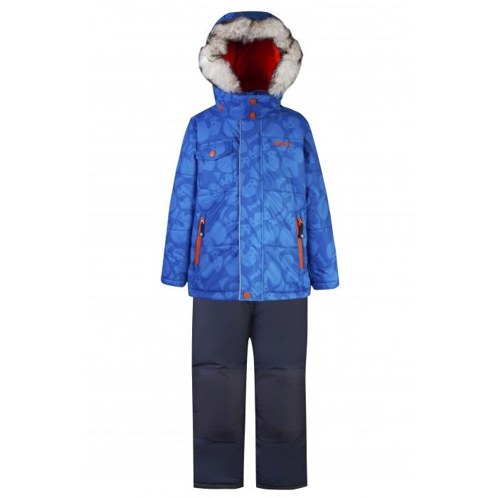 Gusti Комплект для мальчика (куртка, полукомбинезон) GWB 5405 фото