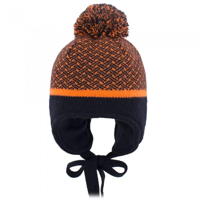 Картинка для Шапки, варежки и шарфы Gusti Шапка для мальчика AC1060B