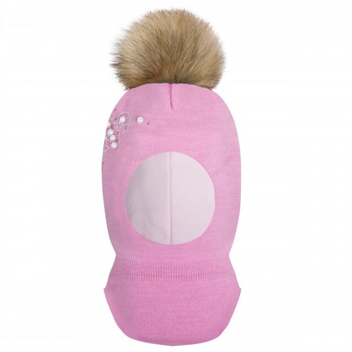 Шапки, варежки и шарфы Gusti Шлем-шапка для девочки AC1068G