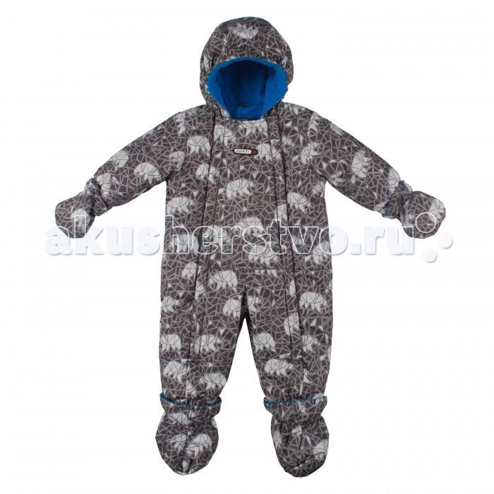 Детская одежда , Утепленные комбинезоны и комплекты Gusti Boutique Комбинезон GWB 2107 арт: 342120 -  Утепленные комбинезоны и комплекты