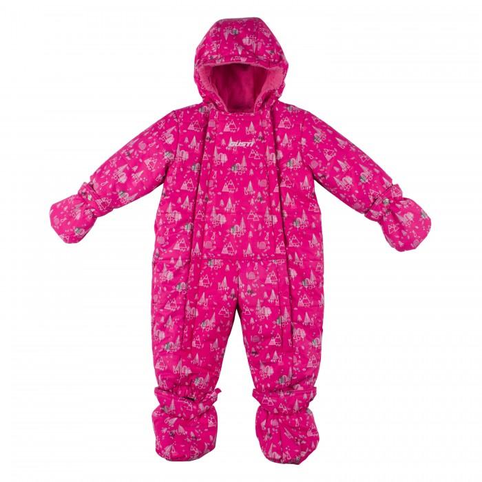Детская одежда , Утепленные комбинезоны и комплекты Gusti Boutique Комбинезон GWG 2102 арт: 342690 -  Утепленные комбинезоны и комплекты