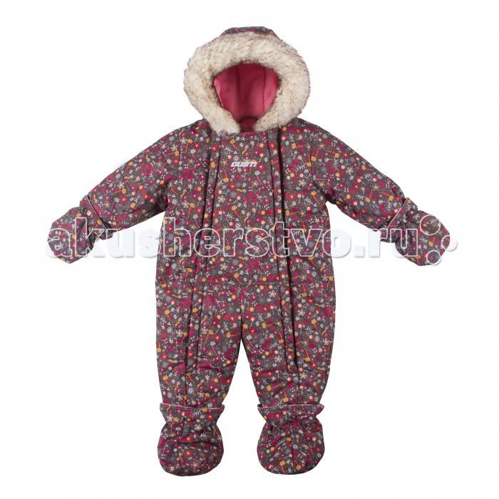 Детская одежда , Утепленные комбинезоны и комплекты Gusti Boutique Комбинезон GWG 2103 арт: 342700 -  Утепленные комбинезоны и комплекты