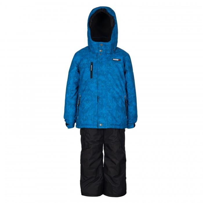 Gusti Boutique Комплект (куртка, полукомбинезон) GWB 3313Boutique Комплект (куртка, полукомбинезон) GWB 3313Gusti Boutique Комплект (куртка, полукомбинезон) GWB 3313  Зимний костюм Gusti состоит из куртки и полукомбинезона. В нем ребенку тепло и удобно независимо от того, какая температура на улице. Такая верхняя одежда – идеальный вариант для суровой зимы с сильными морозами.  Ткань верха куртки: Таслан ( Taslan )- мембрана с коэффициентом водонепроницаемости 5000 мм и коэффициентом паропроницаемости 5000 г/м2, одежда ветронепродуваемая. Благодаря тонкому полиуретановому напылению изнутри не промокает даже при сильной влаге, но при этом дышит (защита от влаги не препятствует циркуляции воздуха). Плотность ткани Т190 обеспечивает высокую износостойкость.  Утеплитель: Тек-Полифилл (Tech-Polyfil) - 230г/м2, силиконизированый полиэстер изготовленный по новейшим технологиям,  удерживает тепло при температуре до -30 С. Очень мягкий, создающий объем для сохранения тепла, более плотный на груди и спине (230г/м2) и менее плотный на рукавах (170г/м2). Высокоэффективный, обладающий повышенной устойчивостью к сжатию (после стирки в стиральной машине изделие достаточно встряхнуть), обеспечивающий хорошую вентиляцию, обладающий прекрасным, теплоизолирующими свойствами синтетический материал. Главные преимущества Тек-Полифила – одежда более  пушистая на ощупь и менее тяжелое по весу.  Подкладка: Высокотехнологичный флис COOLQUICK. Специальное кручение нитей позволяет ткани максимально впитывать влагу и увеличивать испаряемость с поверхности, т.е. выпустить пар, но не пропускает влагу снаружи, что обеспечивает комфорт даже при высоких физических нагрузках. Этот материал ранее был разработан специально для спортсменов, которые испытывали сильные нагрузки во время активного движения, а теперь принес комфорт и тепло в нашу повседневную жизнь. Это особенно важно для детей, когда они гуляют на свежем воздухе, чтобы тело всегда оставалось сухим и теплым. В этой одежде им будет тепло в т
