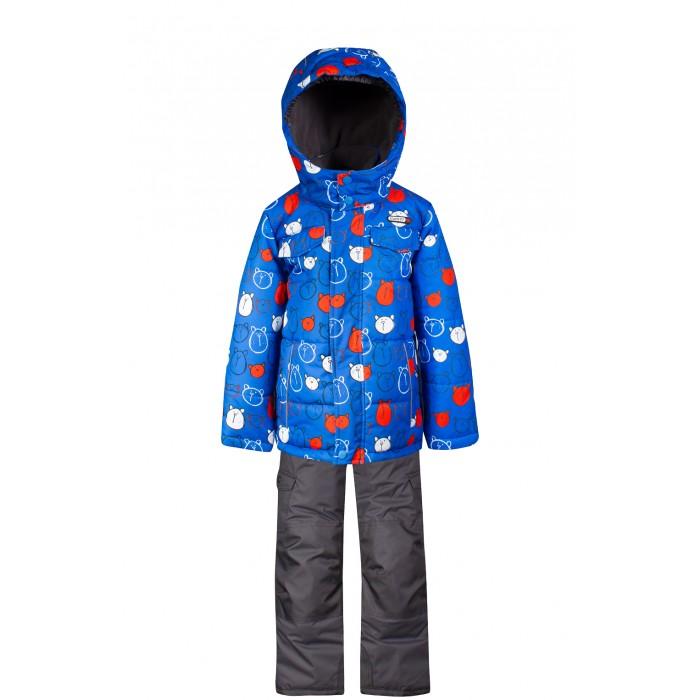 Купить Зимние комбинезоны и комплекты, Gusti Boutique Комплект (куртка, полукомбинезон) GWB 4631