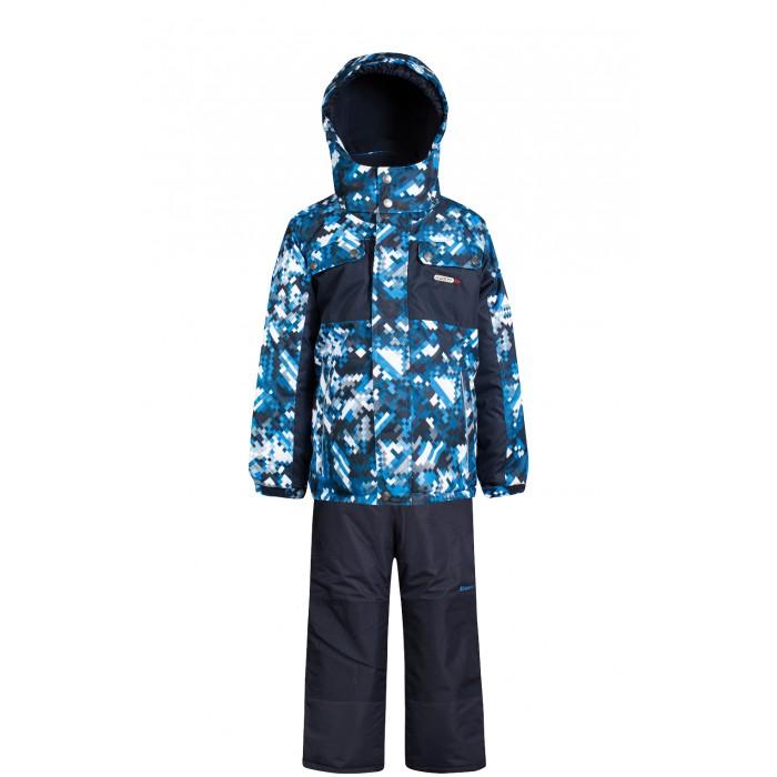 Gusti Boutique Комплект (куртка, полукомбинезон) GWB 4635Boutique Комплект (куртка, полукомбинезон) GWB 4635Gusti Boutique Комплект (куртка, полукомбинезон) GWB 4635  Зимний костюм Gusti состоит из куртки и полукомбинезона. В нем ребенку тепло и удобно независимо от того, какая температура на улице. Такая верхняя одежда – идеальный вариант для суровой зимы с сильными морозами.  Ткань верха куртки: Таслан ( Taslan )- мембрана с коэффициентом водонепроницаемости 5000 мм и коэффициентом паропроницаемости 5000 г/м2, одежда ветронепродуваемая. Благодаря тонкому полиуретановому напылению изнутри не промокает даже при сильной влаге, но при этом дышит (защита от влаги не препятствует циркуляции воздуха). Плотность ткани Т190 обеспечивает высокую износостойкость.  Утеплитель: Тек-Полифилл (Tech-Polyfil) - 230г/м2, силиконизированый полиэстер изготовленный по новейшим технологиям,  удерживает тепло при температуре до -30 С. Очень мягкий, создающий объем для сохранения тепла, более плотный на груди и спине (230г/м2) и менее плотный на рукавах (170г/м2). Высокоэффективный, обладающий повышенной устойчивостью к сжатию (после стирки в стиральной машине изделие достаточно встряхнуть), обеспечивающий хорошую вентиляцию, обладающий прекрасным, теплоизолирующими свойствами синтетический материал. Главные преимущества Тек-Полифила – одежда более  пушистая на ощупь и менее тяжелое по весу.  Подкладка: Высокотехнологичный флис COOLQUICK. Специальное кручение нитей позволяет ткани максимально впитывать влагу и увеличивать испаряемость с поверхности, т.е. выпустить пар, но не пропускает влагу снаружи, что обеспечивает комфорт даже при высоких физических нагрузках. Этот материал ранее был разработан специально для спортсменов, которые испытывали сильные нагрузки во время активного движения, а теперь принес комфорт и тепло в нашу повседневную жизнь. Это особенно важно для детей, когда они гуляют на свежем воздухе, чтобы тело всегда оставалось сухим и теплым. В этой одежде им будет тепло в т