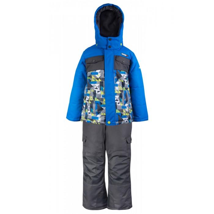Gusti Boutique Комплект (куртка, полукомбинезон) GWB 4639Boutique Комплект (куртка, полукомбинезон) GWB 4639Gusti Boutique Комплект (куртка, полукомбинезон) GWB 4639  Зимний костюм Gusti состоит из куртки и полукомбинезона. В нем ребенку тепло и удобно независимо от того, какая температура на улице. Такая верхняя одежда – идеальный вариант для суровой зимы с сильными морозами.  Ткань верха куртки: Таслан ( Taslan )- мембрана с коэффициентом водонепроницаемости 5000 мм и коэффициентом паропроницаемости 5000 г/м2, одежда ветронепродуваемая. Благодаря тонкому полиуретановому напылению изнутри не промокает даже при сильной влаге, но при этом дышит (защита от влаги не препятствует циркуляции воздуха). Плотность ткани Т190 обеспечивает высокую износостойкость.  Утеплитель: Тек-Полифилл (Tech-Polyfil) - 230г/м2, силиконизированый полиэстер изготовленный по новейшим технологиям,  удерживает тепло при температуре до -30 С. Очень мягкий, создающий объем для сохранения тепла, более плотный на груди и спине (230г/м2) и менее плотный на рукавах (170г/м2). Высокоэффективный, обладающий повышенной устойчивостью к сжатию (после стирки в стиральной машине изделие достаточно встряхнуть), обеспечивающий хорошую вентиляцию, обладающий прекрасным, теплоизолирующими свойствами синтетический материал. Главные преимущества Тек-Полифила – одежда более  пушистая на ощупь и менее тяжелое по весу.  Подкладка: Высокотехнологичный флис COOLQUICK. Специальное кручение нитей позволяет ткани максимально впитывать влагу и увеличивать испаряемость с поверхности, т.е. выпустить пар, но не пропускает влагу снаружи, что обеспечивает комфорт даже при высоких физических нагрузках. Этот материал ранее был разработан специально для спортсменов, которые испытывали сильные нагрузки во время активного движения, а теперь принес комфорт и тепло в нашу повседневную жизнь. Это особенно важно для детей, когда они гуляют на свежем воздухе, чтобы тело всегда оставалось сухим и теплым. В этой одежде им будет тепло в т