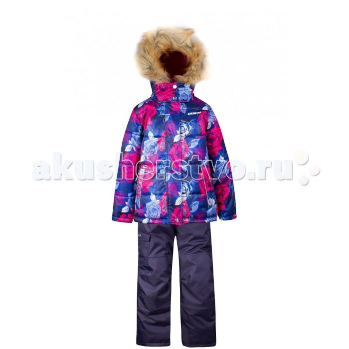 Gusti Boutique Комплект (куртка, полукомбинезон) GWG 4642Boutique Комплект (куртка, полукомбинезон) GWG 4642Gusti Boutique Комплект (куртка, полукомбинезон) GWG 4642  Зимний костюм Gusti состоит из куртки и полукомбинезона. В нем ребенку тепло и удобно независимо от того, какая температура на улице. Такая верхняя одежда – идеальный вариант для суровой зимы с сильными морозами.  Ткань верха куртки: Таслан ( Taslan )- мембрана с коэффициентом водонепроницаемости 5000 мм и коэффициентом паропроницаемости 5000 г/м2, одежда ветронепродуваемая. Благодаря тонкому полиуретановому напылению изнутри не промокает даже при сильной влаге, но при этом дышит (защита от влаги не препятствует циркуляции воздуха). Плотность ткани Т190 обеспечивает высокую износостойкость.  Утеплитель: Тек-Полифилл (Tech-Polyfil) - 230г/м2, силиконизированый полиэстер изготовленный по новейшим технологиям,  удерживает тепло при температуре до -30 С. Очень мягкий, создающий объем для сохранения тепла, более плотный на груди и спине (230г/м2) и менее плотный на рукавах (170г/м2). Высокоэффективный, обладающий повышенной устойчивостью к сжатию (после стирки в стиральной машине изделие достаточно встряхнуть), обеспечивающий хорошую вентиляцию, обладающий прекрасным, теплоизолирующими свойствами синтетический материал. Главные преимущества Тек-Полифила – одежда более  пушистая на ощупь и менее тяжелое по весу.  Подкладка: Высокотехнологичный флис COOLQUICK. Специальное кручение нитей позволяет ткани максимально впитывать влагу и увеличивать испаряемость с поверхности, т.е. выпустить пар, но не пропускает влагу снаружи, что обеспечивает комфорт даже при высоких физических нагрузках. Этот материал ранее был разработан специально для спортсменов, которые испытывали сильные нагрузки во время активного движения, а теперь принес комфорт и тепло в нашу повседневную жизнь.  Это особенно важно для детей, когда они гуляют на свежем воздухе, чтобы тело всегда оставалось сухим и теплым. В этой одежде им будет тепло в 