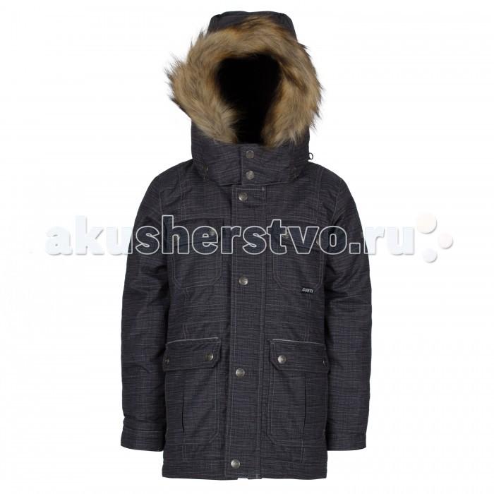 Детская одежда , Куртки, пальто, пуховики Gusti Boutique Полупальто (Парка) зимнее GWB 6704 арт: 342670 -  Куртки, пальто, пуховики