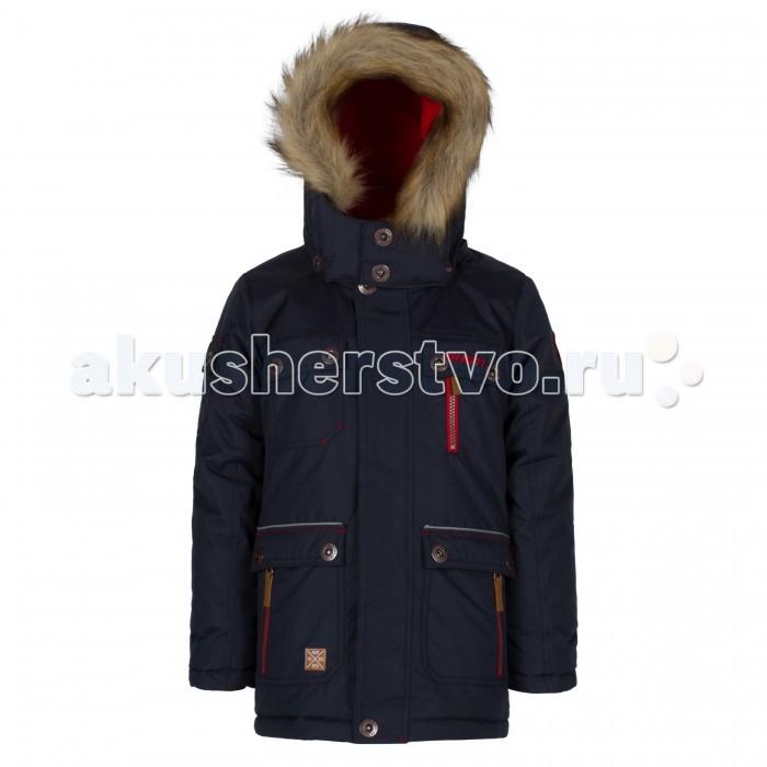 Детская одежда , Куртки, пальто, пуховики Gusti Boutique Полупальто (Парка) зимнее GWB 6753 арт: 342675 -  Куртки, пальто, пуховики