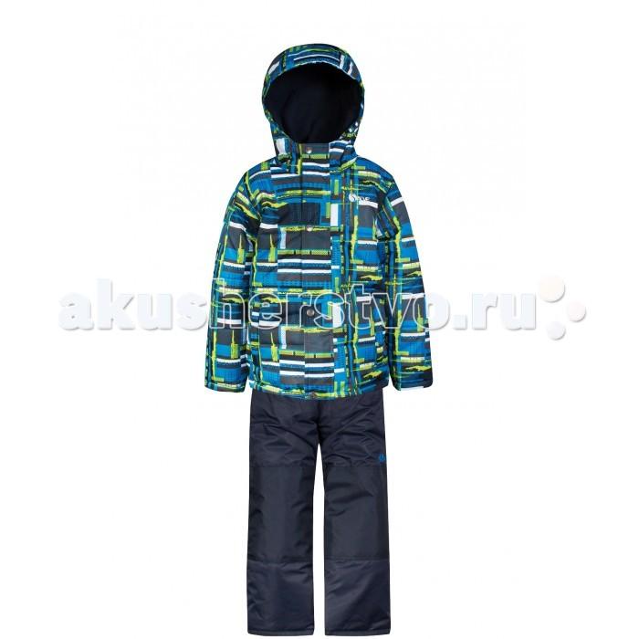 Salve by Gusti Комплект (куртка, полукомбинезон) SWB 4649Комплект (куртка, полукомбинезон) SWB 4649Salve by Gusti Комплект (куртка, полукомбинезон) SWB 4649  Зимний костюм Gusti состоит из куртки и полукомбинезона. В нем ребенку тепло и удобно независимо от того, какая температура на улице. Такая верхняя одежда – идеальный вариант для суровой зимы с сильными морозами. Полукомбинезон размеров до 4 лет имеет высокую грудку и спинку, размеров от 7 до 14 лет – отстёгивающийся верх.  Ткань верха куртки: Таслан ( Taslan )- мембрана с коэффициентом водонепроницаемости 2000 мм и коэффициентом паропроницаемости 2000 г/м2, одежда ветронепродуваемая. Благодаря тонкому полиуретановому напылению изнутри не промокает даже при сильной влаге, но при этом дышит (защита от влаги не препятствует циркуляции воздуха). Плотность ткани Т190 обеспечивает высокую износостойкость.  Утеплитель: Тек-Полифилл (Tech-Polyfil) - 283г/м2, силиконизированый полиэстер изготовленный по новейшим технологиям,  удерживает тепло при температуре до -30 С. Очень мягкий , создающий объем для сохранения тепла, более плотный на груди и спине (283г/м2) и менее плотный на рукавах (230г/м2). Высокоэффективный, обладающий повышенной устойчивостью к сжатию (после стирки в стиральной машине изделие достаточно встряхнуть), обеспечивающий хорошую вентиляцию, обладающий прекрасным, теплоизолирующими свойствами синтетический материал. Главные преимущества Тек-Полифила – одежда более  пушистая на ощупь и менее тяжелое по весу.  Подкладка: Высокотехнологичный флис COOLQUICK. Специальное кручение нитей позволяет ткани максимально впитывать влагу и увеличивать испаряемость с поверхности, т.е. выпустить пар, но не пропускает влагу снаружи, что обеспечивает комфорт даже при высоких физических нагрузках. Этот материал ранее был разработан специально для спортсменов, которые испытывали сильные нагрузки во время активного движения, а теперь принес комфорт и тепло в нашу повседневную жизнь.  Это особенно важно для детей, когда он