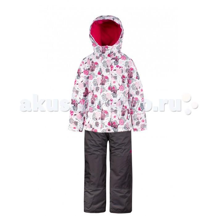 Salve by Gusti Комплект (куртка, полукомбинезон) SWG 4650Комплект (куртка, полукомбинезон) SWG 4650Salve by Gusti Комплект (куртка, полукомбинезон) SWG 4650  Зимний костюм Gusti состоит из куртки и полукомбинезона. В нем ребенку тепло и удобно независимо от того, какая температура на улице. Такая верхняя одежда – идеальный вариант для суровой зимы с сильными морозами. Полукомбинезон размеров до 4 лет имеет высокую грудку и спинку, размеров от 7 до 14 лет – отстёгивающийся верх.  Ткань верха куртки: Таслан ( Taslan )- мембрана с коэффициентом водонепроницаемости 2000 мм и коэффициентом паропроницаемости 2000 г/м2, одежда ветронепродуваемая. Благодаря тонкому полиуретановому напылению изнутри не промокает даже при сильной влаге, но при этом дышит (защита от влаги не препятствует циркуляции воздуха). Плотность ткани Т190 обеспечивает высокую износостойкость.  Утеплитель: Тек-Полифилл (Tech-Polyfil) - 283г/м2, силиконизированый полиэстер изготовленный по новейшим технологиям,  удерживает тепло при температуре до -30 С. Очень мягкий , создающий объем для сохранения тепла, более плотный на груди и спине (283г/м2) и менее плотный на рукавах (230г/м2). Высокоэффективный, обладающий повышенной устойчивостью к сжатию (после стирки в стиральной машине изделие достаточно встряхнуть), обеспечивающий хорошую вентиляцию, обладающий прекрасным, теплоизолирующими свойствами синтетический материал. Главные преимущества Тек-Полифила – одежда более  пушистая на ощупь и менее тяжелое по весу.  Подкладка: Высокотехнологичный флис COOLQUICK. Специальное кручение нитей позволяет ткани максимально впитывать влагу и увеличивать испаряемость с поверхности, т.е. выпустить пар, но не пропускает влагу снаружи, что обеспечивает комфорт даже при высоких физических нагрузках. Этот материал ранее был разработан специально для спортсменов, которые испытывали сильные нагрузки во время активного движения, а теперь принес комфорт и тепло в нашу повседневную жизнь.  Это особенно важно для детей, когда он