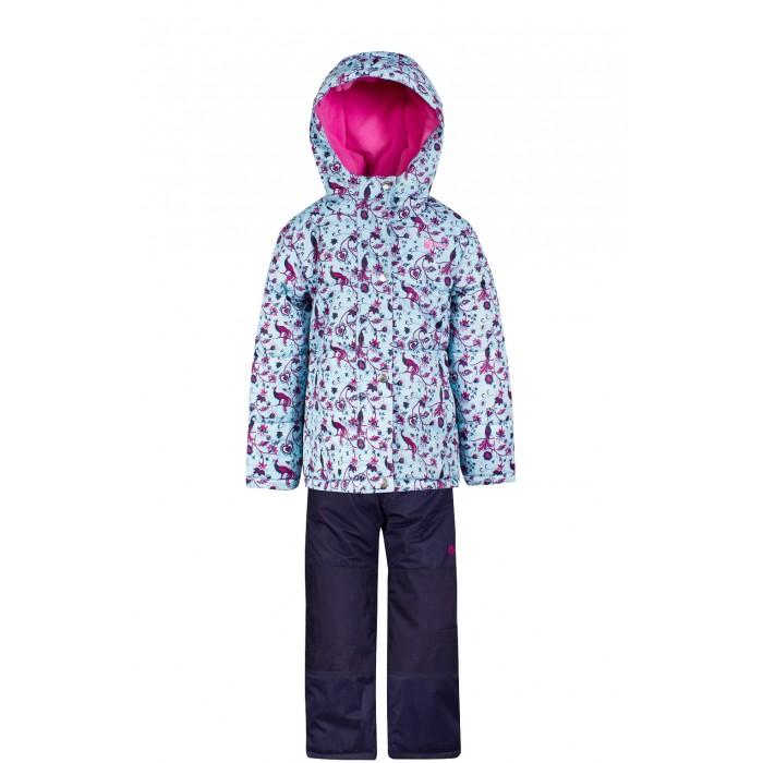 Детская одежда , Утепленные комбинезоны и комплекты Salve by Gusti Комплект (куртка, полукомбинезон) SWG 4651 арт: 343240 -  Утепленные комбинезоны и комплекты