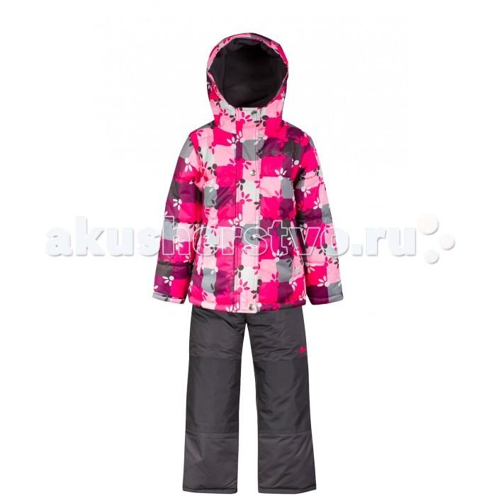 Salve by Gusti Комплект (куртка, полукомбинезон) SWG 4652Комплект (куртка, полукомбинезон) SWG 4652Salve by Gusti Комплект (куртка, полукомбинезон) SWG 4652  Зимний костюм Gusti состоит из куртки и полукомбинезона. В нем ребенку тепло и удобно независимо от того, какая температура на улице. Такая верхняя одежда – идеальный вариант для суровой зимы с сильными морозами. Полукомбинезон размеров до 4 лет имеет высокую грудку и спинку, размеров от 7 до 14 лет – отстёгивающийся верх.  Ткань верха куртки: Таслан ( Taslan )- мембрана с коэффициентом водонепроницаемости 2000 мм и коэффициентом паропроницаемости 2000 г/м2, одежда ветронепродуваемая. Благодаря тонкому полиуретановому напылению изнутри не промокает даже при сильной влаге, но при этом дышит (защита от влаги не препятствует циркуляции воздуха). Плотность ткани Т190 обеспечивает высокую износостойкость.  Утеплитель: Тек-Полифилл (Tech-Polyfil) - 283г/м2, силиконизированый полиэстер изготовленный по новейшим технологиям,  удерживает тепло при температуре до -30 С. Очень мягкий , создающий объем для сохранения тепла, более плотный на груди и спине (283г/м2) и менее плотный на рукавах (230г/м2). Высокоэффективный, обладающий повышенной устойчивостью к сжатию (после стирки в стиральной машине изделие достаточно встряхнуть), обеспечивающий хорошую вентиляцию, обладающий прекрасным, теплоизолирующими свойствами синтетический материал. Главные преимущества Тек-Полифила – одежда более  пушистая на ощупь и менее тяжелое по весу.  Подкладка: Высокотехнологичный флис COOLQUICK. Специальное кручение нитей позволяет ткани максимально впитывать влагу и увеличивать испаряемость с поверхности, т.е. выпустить пар, но не пропускает влагу снаружи, что обеспечивает комфорт даже при высоких физических нагрузках. Этот материал ранее был разработан специально для спортсменов, которые испытывали сильные нагрузки во время активного движения, а теперь принес комфорт и тепло в нашу повседневную жизнь.  Это особенно важно для детей, когда он