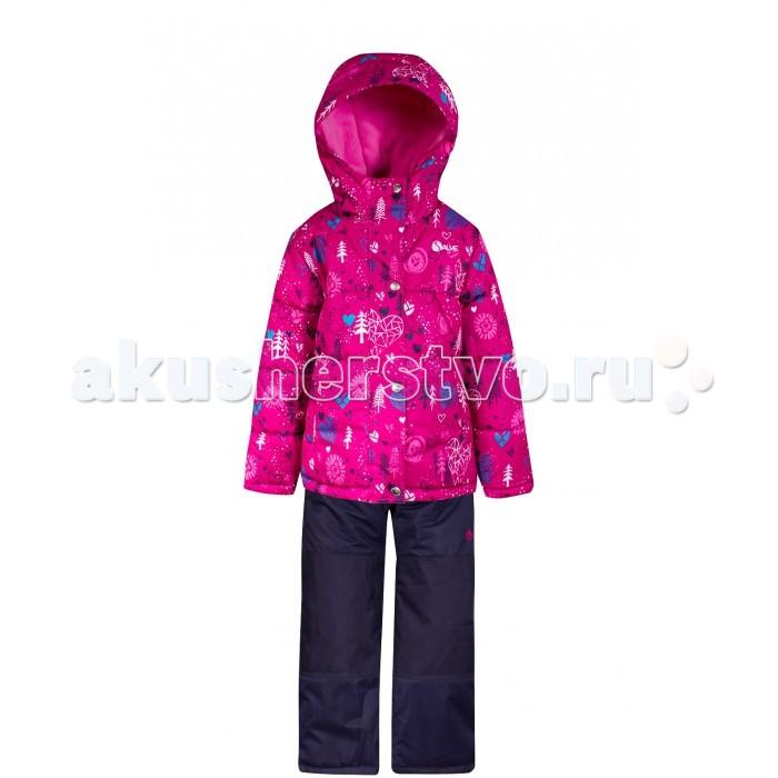 Salve by Gusti Комплект (куртка, полукомбинезон) SWG 4653Комплект (куртка, полукомбинезон) SWG 4653Salve by Gusti Комплект (куртка, полукомбинезон) SWG 4653  Зимний костюм Gusti состоит из куртки и полукомбинезона. В нем ребенку тепло и удобно независимо от того, какая температура на улице. Такая верхняя одежда – идеальный вариант для суровой зимы с сильными морозами. Полукомбинезон размеров до 4 лет имеет высокую грудку и спинку, размеров от 7 до 14 лет – отстёгивающийся верх.  Ткань верха куртки: Таслан ( Taslan )- мембрана с коэффициентом водонепроницаемости 2000 мм и коэффициентом паропроницаемости 2000 г/м2, одежда ветронепродуваемая. Благодаря тонкому полиуретановому напылению изнутри не промокает даже при сильной влаге, но при этом дышит (защита от влаги не препятствует циркуляции воздуха). Плотность ткани Т190 обеспечивает высокую износостойкость.  Утеплитель: Тек-Полифилл (Tech-Polyfil) - 283г/м2, силиконизированый полиэстер изготовленный по новейшим технологиям,  удерживает тепло при температуре до -30 С. Очень мягкий , создающий объем для сохранения тепла, более плотный на груди и спине (283г/м2) и менее плотный на рукавах (230г/м2). Высокоэффективный, обладающий повышенной устойчивостью к сжатию (после стирки в стиральной машине изделие достаточно встряхнуть), обеспечивающий хорошую вентиляцию, обладающий прекрасным, теплоизолирующими свойствами синтетический материал. Главные преимущества Тек-Полифила – одежда более  пушистая на ощупь и менее тяжелое по весу.  Подкладка: Высокотехнологичный флис COOLQUICK. Специальное кручение нитей позволяет ткани максимально впитывать влагу и увеличивать испаряемость с поверхности, т.е. выпустить пар, но не пропускает влагу снаружи, что обеспечивает комфорт даже при высоких физических нагрузках. Этот материал ранее был разработан специально для спортсменов, которые испытывали сильные нагрузки во время активного движения, а теперь принес комфорт и тепло в нашу повседневную жизнь.  Это особенно важно для детей, когда он