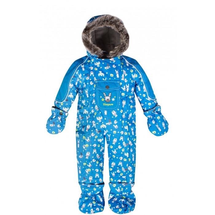Детская одежда , Утепленные комбинезоны и комплекты Zingaro by Gusti Комбинезон ZWB 2167 арт: 342955 -  Утепленные комбинезоны и комплекты