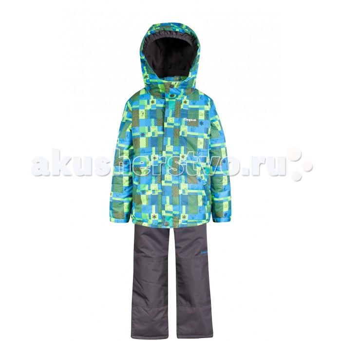 Zingaro by Gusti Комплект (куртка, полукомбинезон) ZWB 4607Комплект (куртка, полукомбинезон) ZWB 4607Zingaro by Gusti Комплект (куртка, полукомбинезон) ZWB 4607  Зимний костюм Gusti состоит из куртки и полукомбинезона. В нем ребенку тепло и удобно независимо от того, какая температура на улице. Такая верхняя одежда – идеальный вариант для суровой зимы с сильными морозами. Полукомбинезон размеров до 4 лет имеет высокую грудку и спинку, размеров от 7 до 14 лет – отстёгивающийся верх.  Ткань верха: Таслан ( Taslan )- мембрана с коэффициентом водонепроницаемости 2000 мм и коэффициентом паропроницаемости 2000 г/м2, одежда ветронепродуваемая. Благодаря тонкому полиуретановому напылению изнутри не промокает даже при сильной влаге, но при этом дышит (защита от влаги не препятствует циркуляции воздуха). Плотность ткани Т190 обеспечивает высокую износостойкость.  Утеплитель: Тек-Полифилл (Tech-Polyfil) - 230г/м2, силиконизированый полиэстер изготовленный по новейшим технологиям,  удерживает тепло при температуре до -30 С. Очень мягкий, создающий объем для сохранения тепла, более плотный на груди и спине (230г/м2) и менее плотный на рукавах (170г/м2).   Высокоэффективный, обладающий повышенной устойчивостью к сжатию (после стирки в стиральной машине изделие достаточно встряхнуть), обеспечивающий хорошую вентиляцию, обладающий прекрасным, теплоизолирующими свойствами синтетический материал. Главные преимущества Тек-Полифила – одежда более пушистая на ощупь и менее тяжелое по весу.  Подкладка: Высокотехнологичный флис COOLQUICK. Специальное кручение нитей позволяет ткани максимально впитывать влагу и увеличивать испаряемость с поверхности, т.е. выпустить пар, но не пропускает влагу снаружи, что обеспечивает комфорт даже при высоких физических нагрузках. Этот материал ранее был разработан специально для спортсменов, которые испытывали сильные нагрузки во время активного движения, а теперь принес комфорт и тепло в нашу повседневную жизнь.  Это особенно важно для детей, когда они г