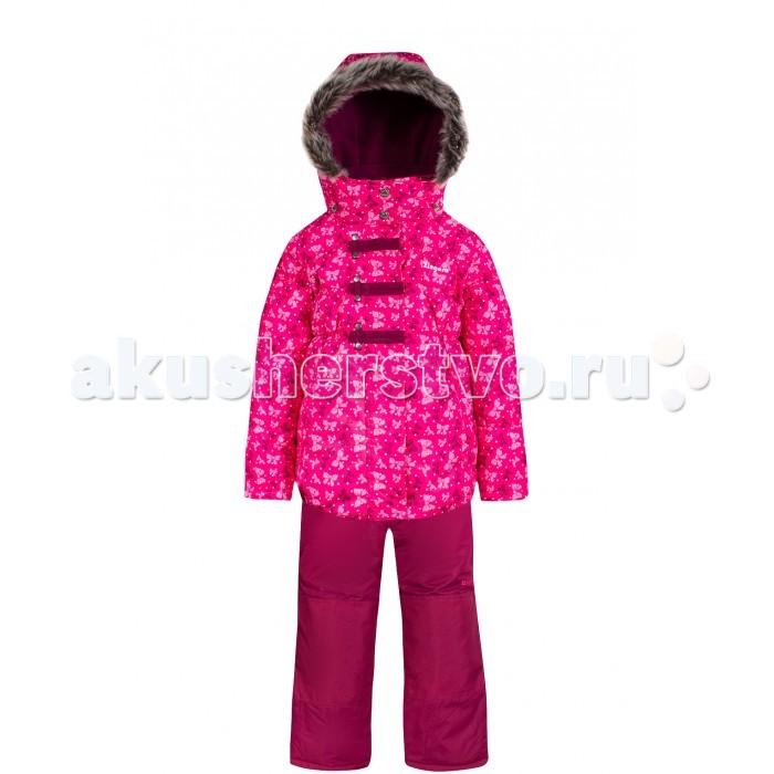 Детская одежда , Утепленные комбинезоны и комплекты Zingaro by Gusti Комплект (куртка, полукомбинезон) ZWG 4605 арт: 343090 -  Утепленные комбинезоны и комплекты