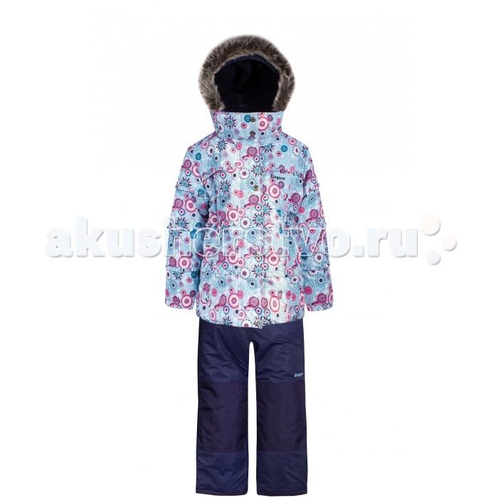 Детская одежда , Утепленные комбинезоны и комплекты Zingaro by Gusti Комплект (куртка, полукомбинезон) ZWG 4606 арт: 343100 -  Утепленные комбинезоны и комплекты