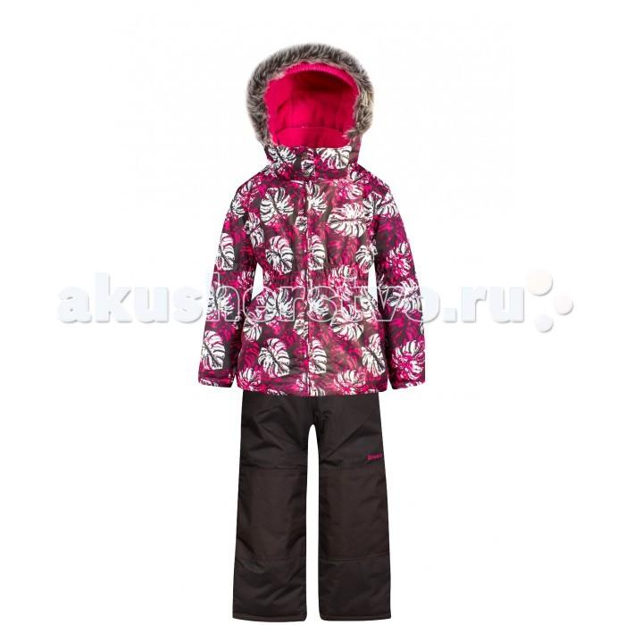 Zingaro by Gusti Комплект (куртка, полукомбинезон) ZWG 4612Комплект (куртка, полукомбинезон) ZWG 4612Zingaro by Gusti Комплект (куртка, полукомбинезон) ZWG 4612  Зимний костюм Gusti состоит из куртки и полукомбинезона. В нем ребенку тепло и удобно независимо от того, какая температура на улице. Такая верхняя одежда – идеальный вариант для суровой зимы с сильными морозами. Полукомбинезон размеров до 4 лет имеет высокую грудку и спинку, размеров от 7 до 14 лет – отстёгивающийся верх.  Ткань верха: Таслан ( Taslan )- мембрана с коэффициентом водонепроницаемости 2000 мм и коэффициентом паропроницаемости 2000 г/м2, одежда ветронепродуваемая. Благодаря тонкому полиуретановому напылению изнутри не промокает даже при сильной влаге, но при этом дышит (защита от влаги не препятствует циркуляции воздуха). Плотность ткани Т190 обеспечивает высокую износостойкость.  Утеплитель: Тек-Полифилл (Tech-Polyfil) - 230г/м2, силиконизированый полиэстер изготовленный по новейшим технологиям,  удерживает тепло при температуре до -30 С. Очень мягкий, создающий объем для сохранения тепла, более плотный на груди и спине (230г/м2) и менее плотный на рукавах (170г/м2).   Высокоэффективный, обладающий повышенной устойчивостью к сжатию (после стирки в стиральной машине изделие достаточно встряхнуть), обеспечивающий хорошую вентиляцию, обладающий прекрасным, теплоизолирующими свойствами синтетический материал. Главные преимущества Тек-Полифила – одежда более пушистая на ощупь и менее тяжелое по весу.  Подкладка: Высокотехнологичный флис COOLQUICK. Специальное кручение нитей позволяет ткани максимально впитывать влагу и увеличивать испаряемость с поверхности, т.е. выпустить пар, но не пропускает влагу снаружи, что обеспечивает комфорт даже при высоких физических нагрузках. Этот материал ранее был разработан специально для спортсменов, которые испытывали сильные нагрузки во время активного движения, а теперь принес комфорт и тепло в нашу повседневную жизнь.  Это особенно важно для детей, когда они г
