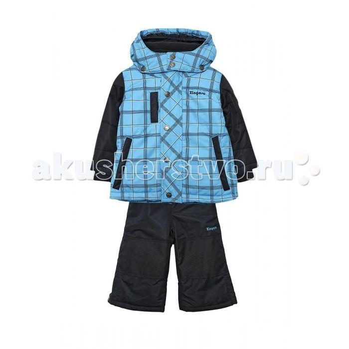 Gusti Zingaro Комплект одежды ZWB 3216Zingaro Комплект одежды ZWB 3216Зимний костюм Gusti состоит из куртки и полукомбинезона. В нем ребенку тепло и удобно независимо от того, какая температура на улице. Такая верхняя одежда – идеальный вариант для суровой зимы с сильными морозами.  Куртка:  Ткань верха taslan 2000мм  Наполнитель тек-полифилл плотностью 230 гр/м (8 унций)  Подклад флис на груди и спинке  Снегозащитная юбка  Регулируемый рукав  Молнии и фурнитура YKK  Капюшон отстегивается  Брюки:  Ткань верха taslan 2000мм + Cordura Oxford сзади, на коленях, и по низу брючин  Наполнитель тек-полифилл плотностью 170 гр/м (6 унций)  Регулируемые лямки полукомбинезона.  Снегозащитные гетры.  Молнии и фурнитура YKK<br>