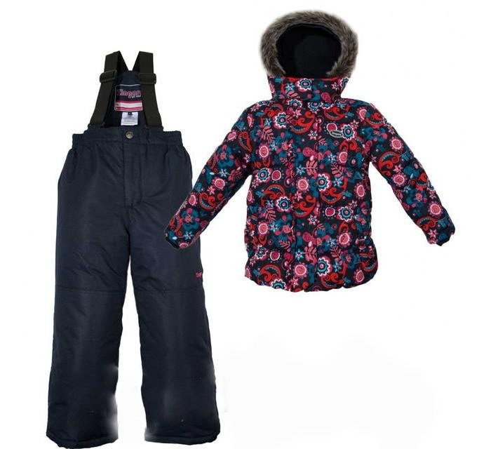 Gusti Zingaro Комплект одежды ZWG 4871Zingaro Комплект одежды ZWG 4871Зимний костюм Gusti состоит из куртки и полукомбинезона. В нем ребенку тепло и удобно независимо от того, какая температура на улице. Такая верхняя одежда – идеальный вариант для суровой зимы с сильными морозами.  Куртка:  Ткань верха taslan 2000мм  Наполнитель тек-полифилл плотностью 230 гр/м (8 унций)  Подклад флис на груди и спинке  Снегозащитная юбка  Регулируемый рукав  Молнии и фурнитура YKK  Капюшон отстегивается  Брюки:  Ткань верха taslan 2000мм + Cordura Oxford сзади, на коленях, и по низу брючин  Наполнитель тек-полифилл плотностью 170 гр/м (6 унций)  Регулируемые лямки полукомбинезона.  Снегозащитные гетры.  Молнии и фурнитура YKK<br>