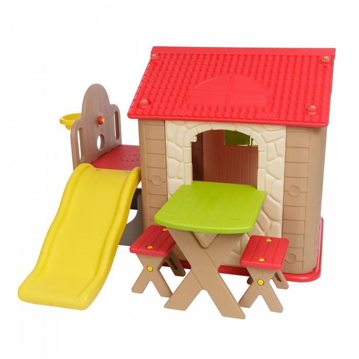 Haenim Toy Детская игровая зона с домиком HT_HN-777