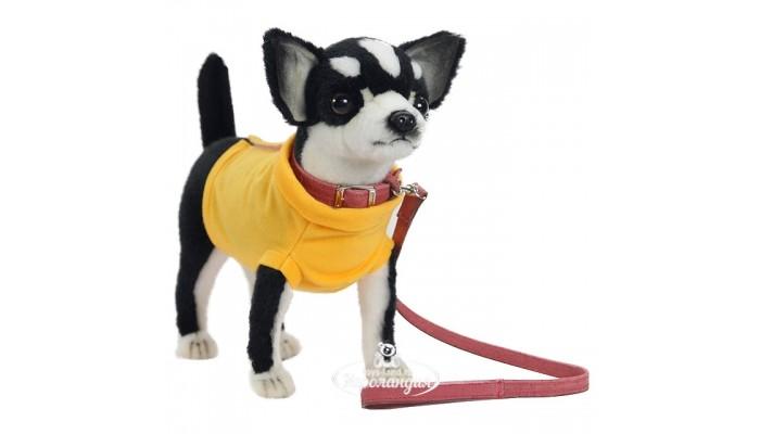 Мягкая игрушка Hansa Чихуахуа в свитере 27 см