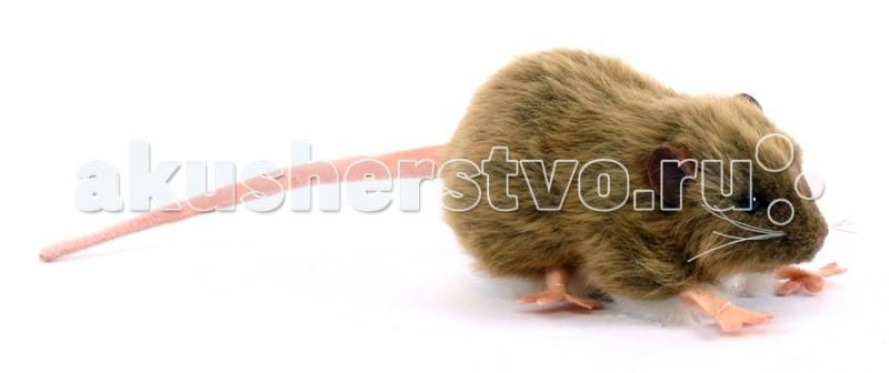 Картинка для Мягкая игрушка Hansa Крыса 12 см