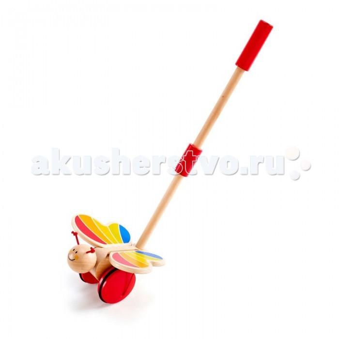 Деревянные игрушки Hape Бабочка каталки hape игрушка деревянная бабочка