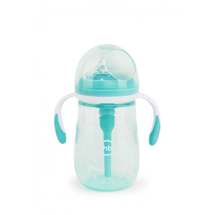 Купить Бутылочки, Бутылочка Happy Baby антиколиковая с ручками и силиконовой соской 300 мл
