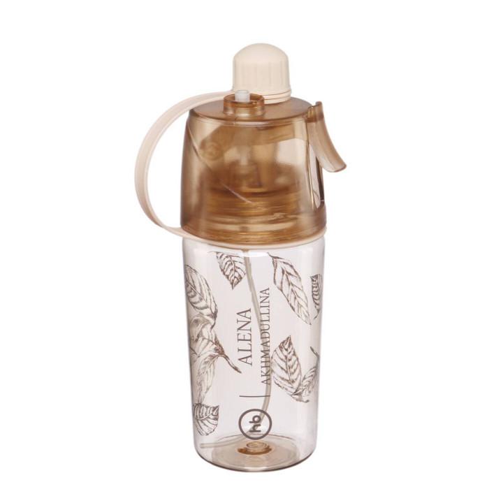 Бутылки для воды Happy Baby Бутылка с распылителем by Akhmadullina 400 мл