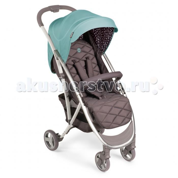 Прогулочная коляска Happy Baby Eleganza V2Eleganza V2Прогулочная коляска Happy Baby Eleganza V2 имеет отличные ходовые данные, которые по достоинству оценят молодые родители. Коляска легко и просто складывается одной рукой, имеет амортизацию на передних и задних колесах и очень компактна в сложенном виде.  Рама: Прочная рама из легкого алюминия Амортизация на передних и задних колесах Передние поворотные колеса с возможностью фиксации Пластиковые колеса с покрытием EVA (этиленвинилацетат) Легко складывается одной рукой Тип складывания: книжка Рама: металл, пластик. Прогулочный блок Happy Baby Eleganzza V2: Пятиточечные ремни безопасности с мягкими накладками Регулировка наклона спинки, 3 положения Регулируемая подножка, 2 положения Смотровое окошко на капюшоне Съемный бампер Тканные материалы: 100 % полиэстер. В комплект входит: Дождевик Москитная сетка Чехол на ножки.  Ширина сиденья: 34 см Глубина сиденья: 22 см Длина спального места: 80 см Ширина колесной базы: 50 см.<br>