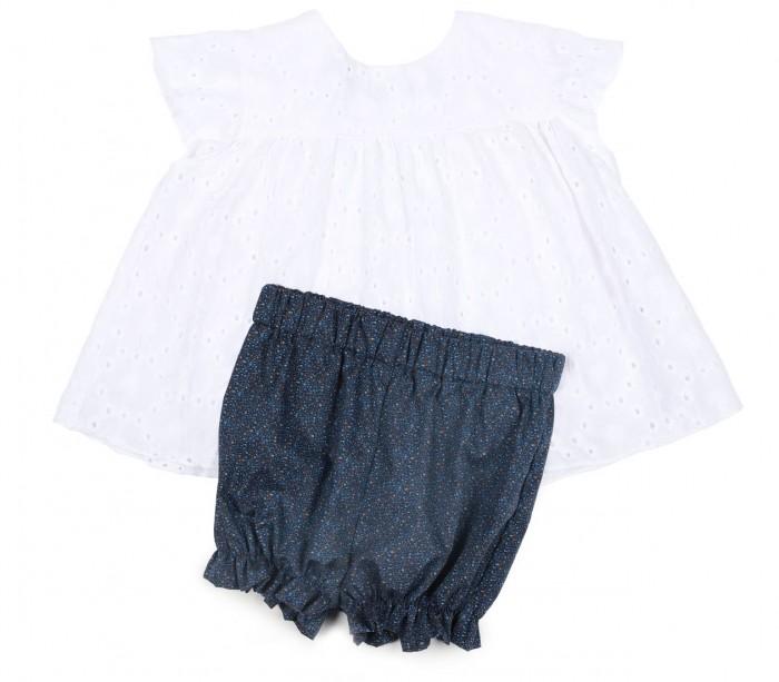 Happy Baby Комплект для девочек (блуза, шорты)