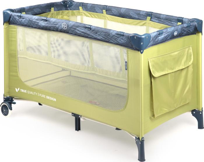 Манеж Happy Baby MartinМанежи<br>Манеж Happy Baby Martin  Элегантный манеж Happy Baby Martin, легко превращающийся в комфортабельную кроватку. Выполнен из современных, легких материалов. Ткань приятная на ощупь и удобна в эксплуатации.   Большие окна обеспечивают вентиляцию, прекрасное освещение и позволяют хорошо видеть малыша, когда он спит или играет. Колесики делают удобным перемещение манежа-кроватки по дому. Все углы и опасные для ребенка поверхности защищены специальными атравматичными накладками.  В комплектацию входит съемный матрасик, дополнительный второй уровень, а для активных малышей предусмотрен боковой игровой лаз.  Особенности: соответствует стандартам: Европа EN 716-1995,Россия ГОСТ16371-93Пп элегантный манеж, легко превращающийся в комфортабельную кроватку выполнен из современных, легких материалов ткань приятная на ощупь и удобна в эксплуатации очень легкий, качественный большие окна обеспечивают вентиляцию, прекрасное освещение и позволяют хорошо видеть малыша, когда он спит или играет 2 колесика для удобной переноски или перемещения все углы и опасные для ребенка поверхности защищены специальными атравматичными накладками боковой игровой лаз боковой карман для мелочей компактно складывается, удобен для путешествий  В комплекте: мягкий матрасик второй уровень игровой лаз 2 колеса 2 кольца-держателя сумка-переноска  Состав: Каркас: пластик, металл Тканые материалы: 100% полиэстер  Общие размеры: в разложенном виде ДхШхВ - 128х71х76 см в сложенном виде ДхШхВ - 21х22х80 см размер спального места - 120х60 см  Инструкция по уходу: Каркас: периодически очищайте пластиковые части влажной тканью. Не пользуйтесь растворителями и схожими веществами. Тканые материалы: протирайте влажной губкой с мыльным раствором, не пользуйтесь моющими средствами. Не выкручивайте, не отбеливайте, не сушите в стиральной машине, не гладьте.
