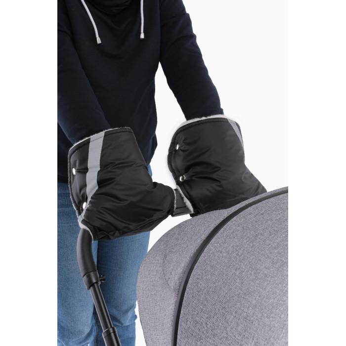 Муфты для рук Топотушки Муфта-варежки для прогулки на ручку коляски коляски