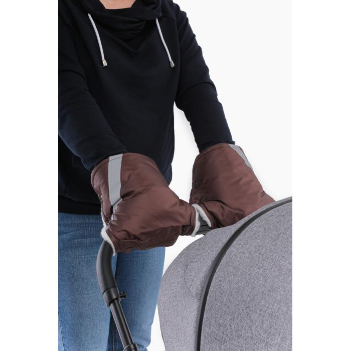 Муфты для рук Топотушки Муфта-варежки для прогулки на ручку коляски frolly муфта на ручку коляски fm 04