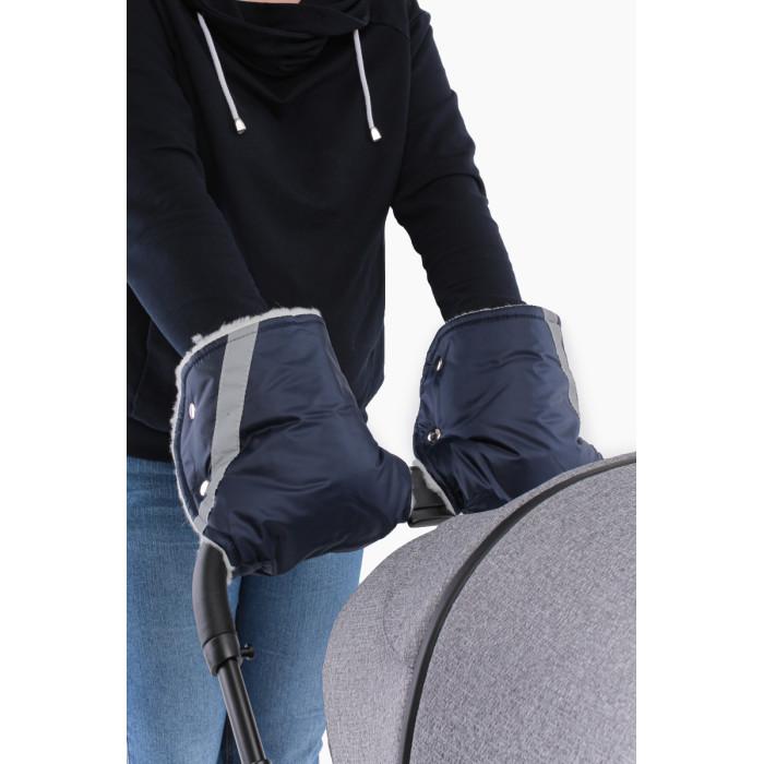 Муфты для рук Топотушки Муфта-варежки для прогулки на ручку коляски муфта people муфта
