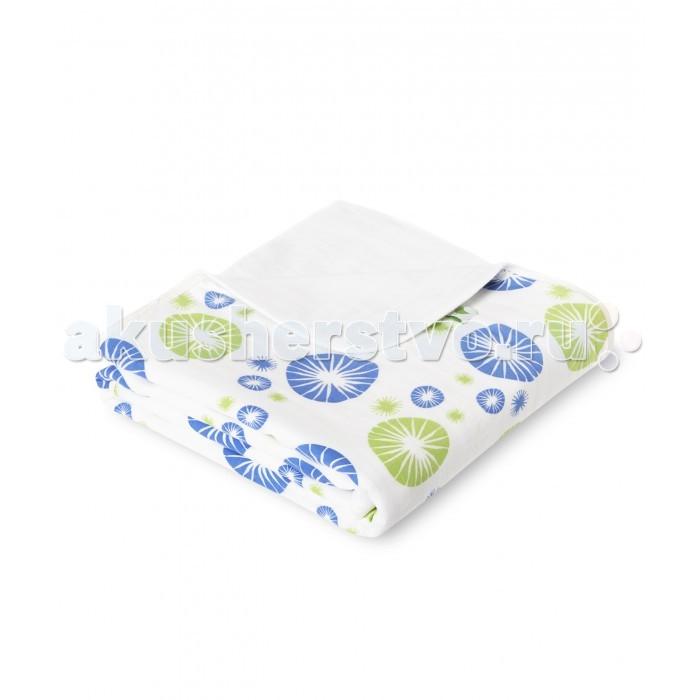 Постельные принадлежности , Пледы Happy Baby Плед для новорожденного Одуванчики арт: 455636 -  Пледы