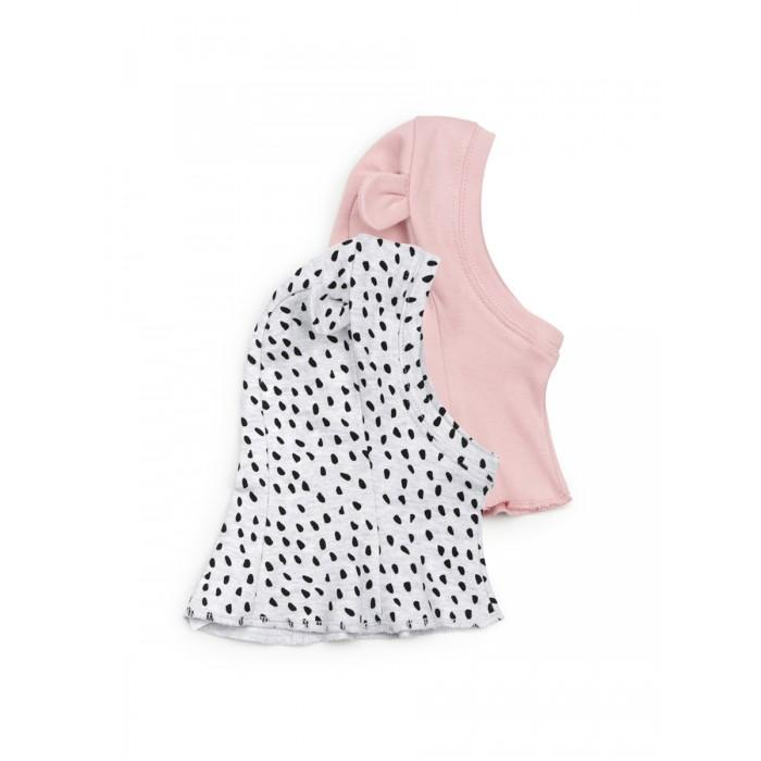 Купить Шапки, варежки и шарфы, Happy Baby Шапочка-шлем для девочки 2 шт.